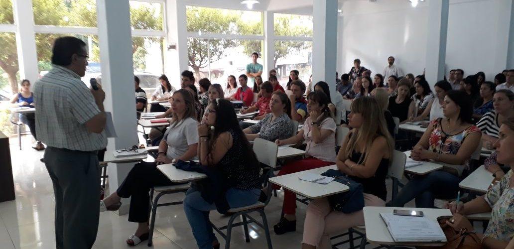 Se realizó la presentación del Programa de capacitación en docencia y gestión universitaria