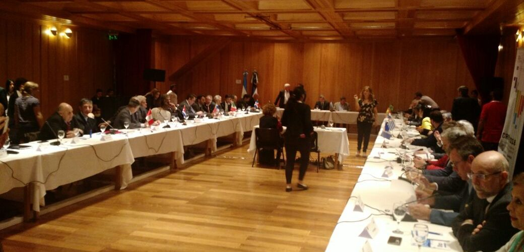 La UNAU presente en la Reunión de Rectores de América Latina y El Caribe