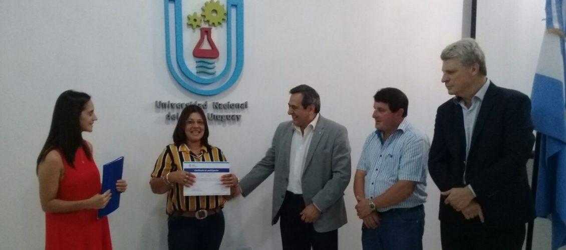 La Universidad Nacional del Alto Uruguay ya tiene su propio logo