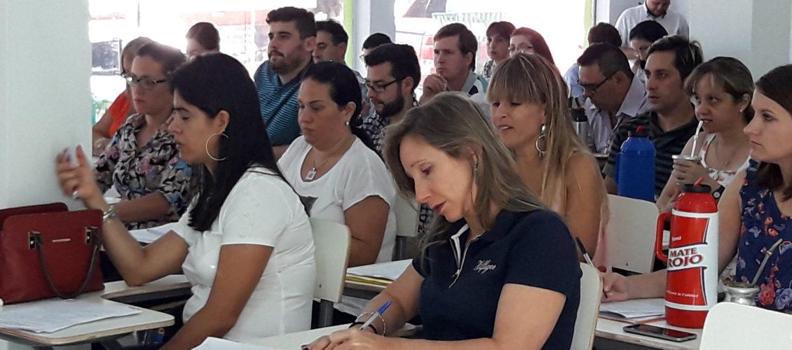 Crece el interés por el Programa de Capacitación en docencia y gestión universitaria