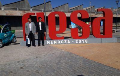 La UNAU presente en la Feria Internacional de Educación Superior Argentina (FIESA)