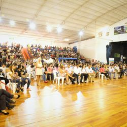Más de 500 personas participaron de la Reunión Informativa para ingresantes