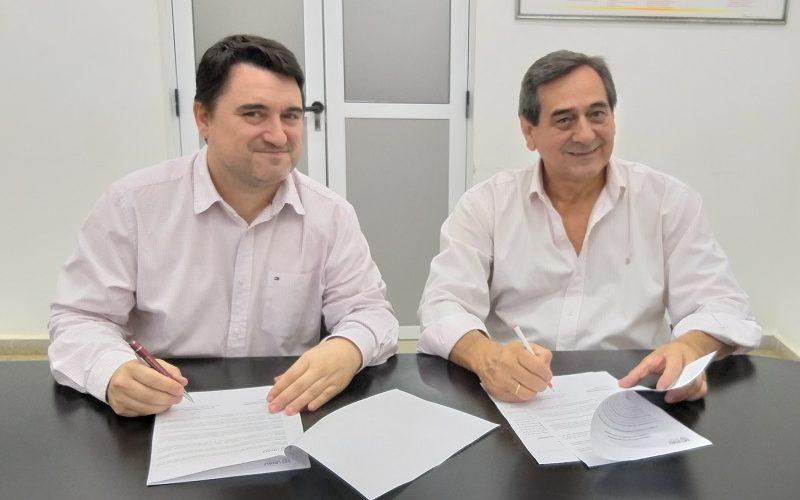 La UNAU firmó un convenio con el Banco de Sangre de Misiones