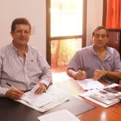 La UNAU firmó un convenio con el municipio de San Vicente