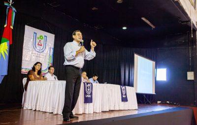 Se realizó el acto de inicio al Curso de Nivelación Universitario