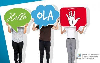 La UNAU inaugura Escuela de Lenguas abierta a la comunidad