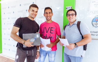 El 2 de marzo se abren las Inscripciones a las Becas Estudiantiles de la UNAU