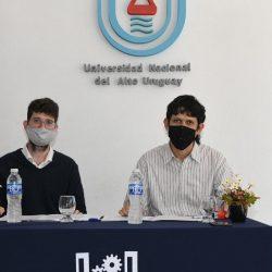 La UNAU firmó un convenio con el Ministerio de Prevención de Adicciones y Control de Drogas de Misiones