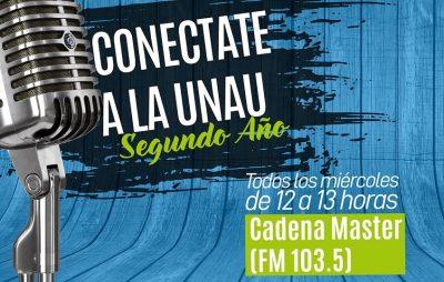 En julio regresa al aire el programa radial de la UNAU